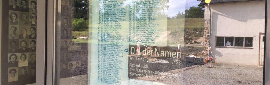 Sound in the Silence 2017 - Mahn- und Gedenkstätte Ravensbrück