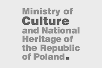 Logo - Ministry of Culture and National Heritage of the Republic of Poland