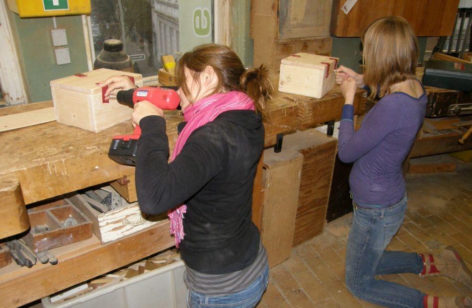 MOTTE - Berufsfindungsaktionstage für Mädchen