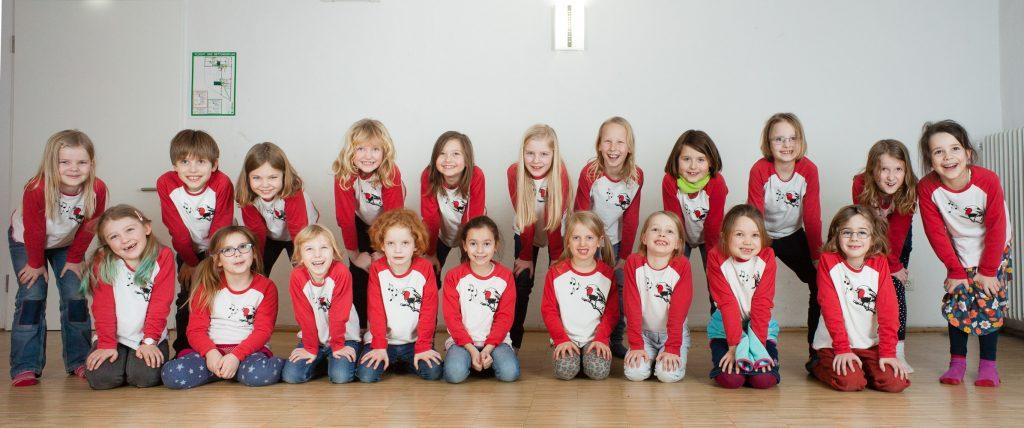 Kinderchor Foto