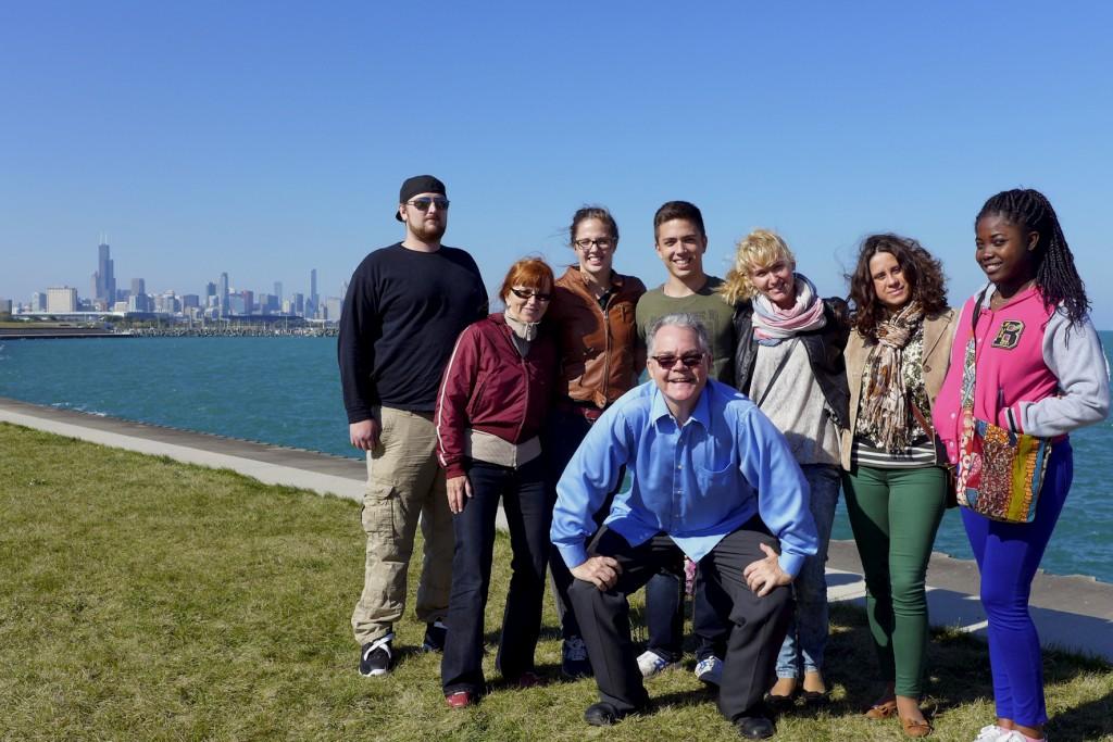 Sound in the Silence - San Francisco und Chicago / USA 18.9.-29.9.13