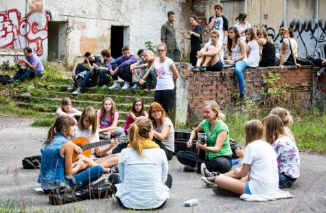 """""""Sound in the Silence"""" 2012 - Borne Sulinowo, Poland"""