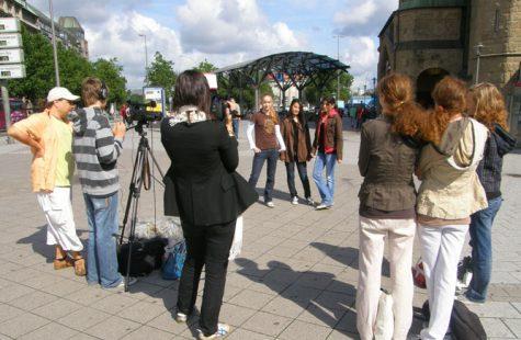 MOTTE - Filmprojekte mit Jugendlichen