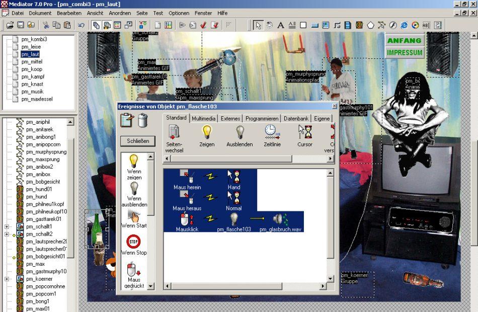 MOTTE - Medienkompetenz stärken - PC-Raum