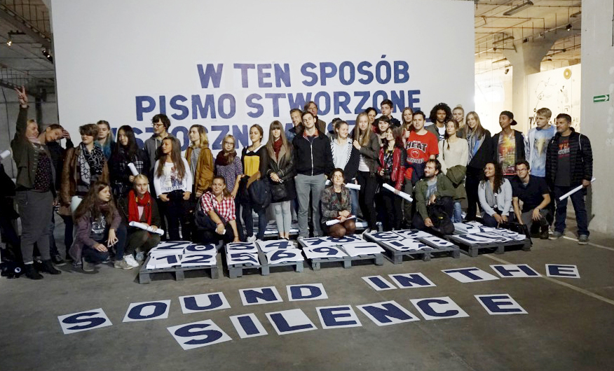 Sound in the Silence - 2015 - Gdansk