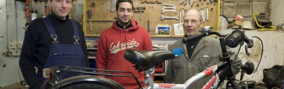 MOTTE - Werkstätten - Fahrrad