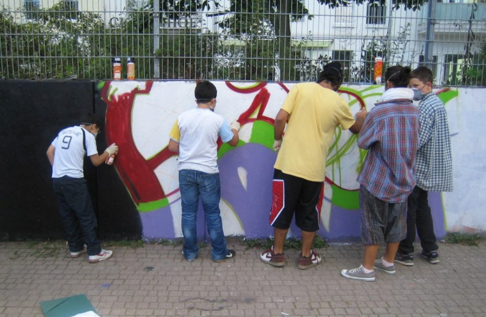 MOTTE - Streetart - mehr als Grafitti