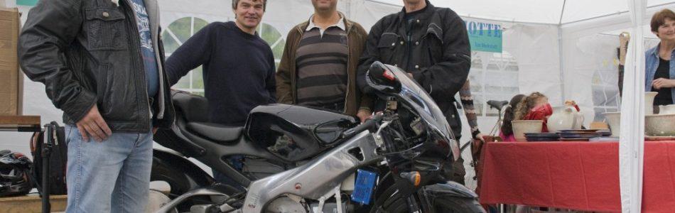MOTTE - Werkstätten - Motorrad