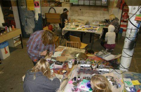 MOTTE - Werkstatt für Mädchen